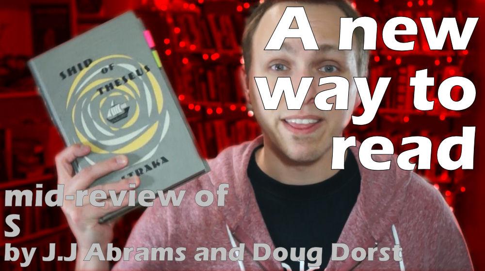 review of S by J.J Abrams - thumbnail