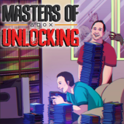Masters of Unlocking Podcast logo
