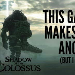 Meet my father the internet shadow of the colossus makes me angrybut i love it fandeluxe Gallery